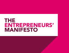 The entrepreneurs' manifesto