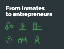 Turning prisoners into entrepreneurs would save £1.4 billion per annum, claims CFE report