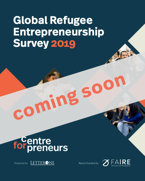 Refugee entrepreneurship programme survey